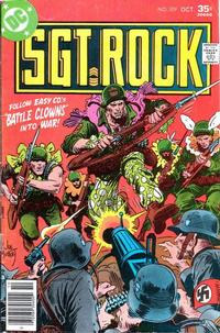 Cover Thumbnail for Sgt. Rock (DC, 1977 series) #309