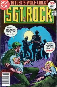 Cover Thumbnail for Sgt. Rock (DC, 1977 series) #310