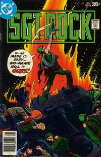 Cover Thumbnail for Sgt. Rock (DC, 1977 series) #312