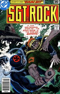 Cover for Sgt. Rock (DC, 1977 series) #314