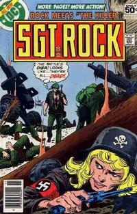 Cover Thumbnail for Sgt. Rock (DC, 1977 series) #322