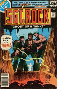 Cover Thumbnail for Sgt. Rock (DC, 1977 series) #324