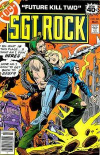 Cover Thumbnail for Sgt. Rock (DC, 1977 series) #326