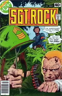 Cover Thumbnail for Sgt. Rock (DC, 1977 series) #330
