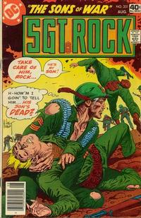 Cover Thumbnail for Sgt. Rock (DC, 1977 series) #331