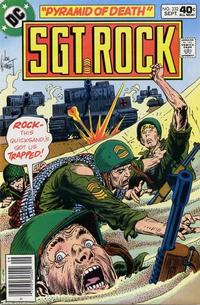 Cover Thumbnail for Sgt. Rock (DC, 1977 series) #332