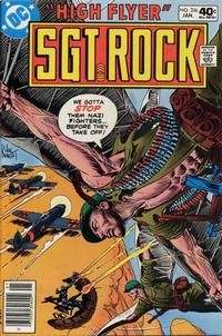 Cover Thumbnail for Sgt. Rock (DC, 1977 series) #336