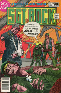Cover Thumbnail for Sgt. Rock (DC, 1977 series) #337