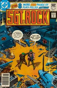 Cover Thumbnail for Sgt. Rock (DC, 1977 series) #346