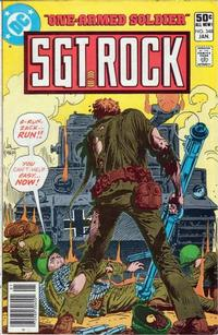 Cover Thumbnail for Sgt. Rock (DC, 1977 series) #348