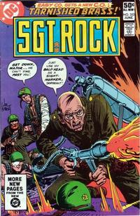 Cover Thumbnail for Sgt. Rock (DC, 1977 series) #353 [Direct]