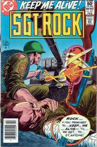 Cover Thumbnail for Sgt. Rock (DC, 1977 series) #361