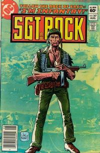 Cover Thumbnail for Sgt. Rock (DC, 1977 series) #367 [Newsstand]