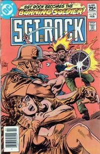 Cover Thumbnail for Sgt. Rock (DC, 1977 series) #373 [Canadian]