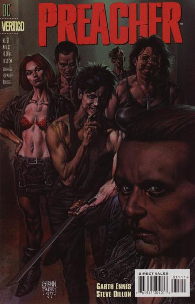 Cover for Preacher (DC, 1995 series) #31