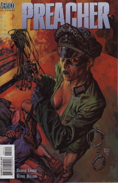 Cover for Preacher (DC, 1995 series) #44
