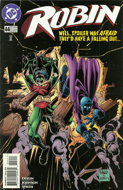 Cover for Robin (DC, 1993 series) #44