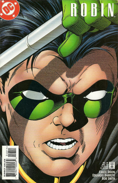 Cover for Robin (DC, 1993 series) #48