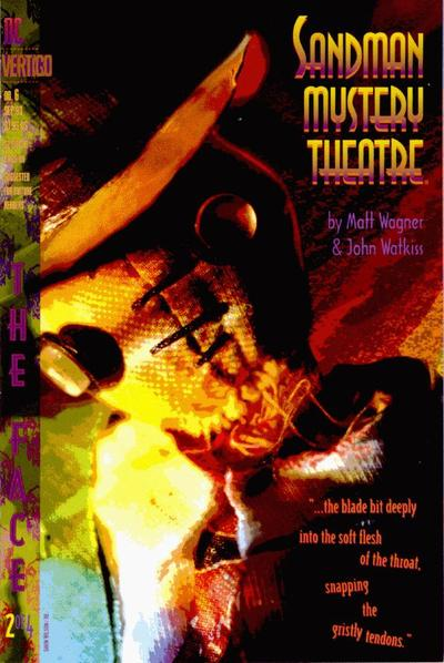 Cover for Sandman Mystery Theatre (DC, 1993 series) #6
