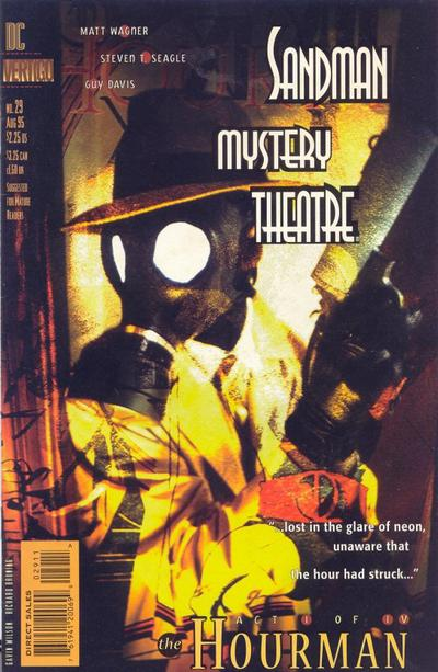 Cover for Sandman Mystery Theatre (DC, 1993 series) #29