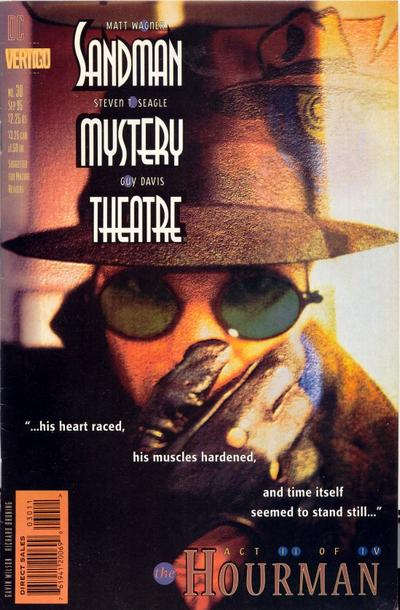 Cover for Sandman Mystery Theatre (DC, 1993 series) #30