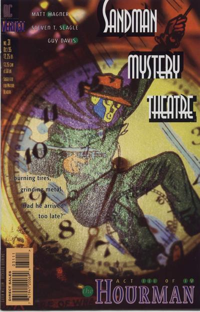Cover for Sandman Mystery Theatre (DC, 1993 series) #31
