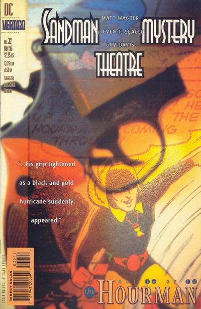 Cover for Sandman Mystery Theatre (DC, 1993 series) #32