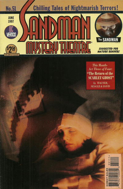 Cover for Sandman Mystery Theatre (DC, 1993 series) #51