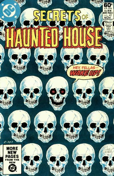 Cover for Secrets of Haunted House (DC, 1975 series) #42 [Direct Sales]