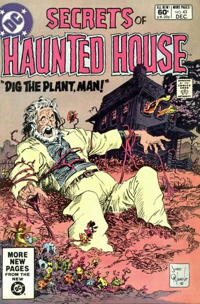 Cover for Secrets of Haunted House (DC, 1975 series) #43 [Direct Sales]