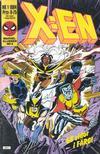 Cover for X:en (Semic, 1984 series) #1/1984