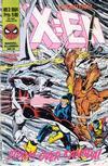 Cover for X:en (Semic, 1984 series) #3/1984