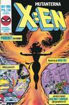 Cover for X:en (Semic, 1984 series) #2/1985