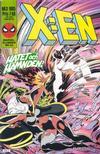 Cover for X:en (Semic, 1984 series) #3/1985