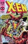 Cover for X:en (Semic, 1984 series) #4/1985