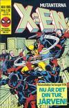 Cover for X:en (Semic, 1984 series) #6/1985