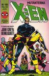 Cover for X:en (Semic, 1984 series) #7/1985