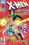 Cover for X-Men (SatellitFörlaget, 1990 series) #6/1991