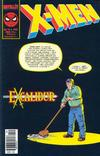 Cover for X-Men (SatellitFörlaget, 1990 series) #10/1991