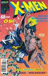 Cover for X-Men (SatellitFörlaget, 1990 series) #6/1992