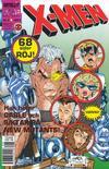 Cover for X-Men (SatellitFörlaget, 1990 series) #8/1992
