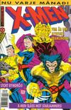 Cover for X-Men (SatellitFörlaget, 1990 series) #2/1993