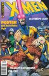 Cover for X-Men (SatellitFörlaget, 1990 series) #5/1993