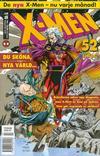 Cover for X-Men (SatellitFörlaget, 1990 series) #7/1993