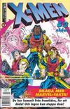 Cover for X-Men (SatellitFörlaget, 1990 series) #11/1993