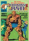 Cover for Fantastiska fyran pocket (Atlantic Förlags AB, 1979 series) #1