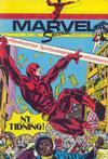 Cover for Marvel special (Atlantic Förlags AB, 1982 series) #1/1982