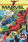 Cover for Marvel special (Atlantic Förlags AB, 1982 series) #6/1982