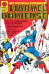 Cover for Marvel Universe (Semic, 1987 series) #[nn]
