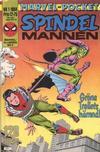 Cover for Marvel-pocket (Semic, 1984 series) #1/1984; 1
